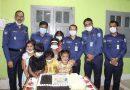 """নোয়াখালীতে জেলা পুলিশের উদ্যোগে """"এতিমদের মাঝে মাননীয় প্রধানমন্ত্রীর জন্মদিন অনুষ্ঠিত"""